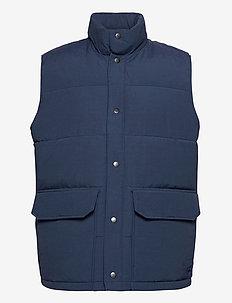 V-COZY VESTS - vests - night