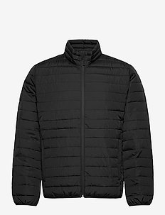 V-LIGHTWEIGHT PUFFER JACKETS - padded jackets - true black