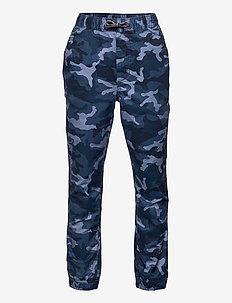 Kids Everyday Joggers - spodnie - blue camo