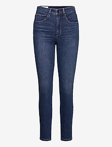 High Rise Universal Jegging with Secret Smoothing Pockets - skinny jeans - dark indigo 9
