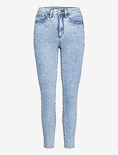 High Rise Universal Jeggings - dżinsy skinny fit - medium destroy