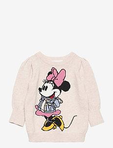 babyGap | Disney Minnie Mouse Sweater - stickat - minnie mouse