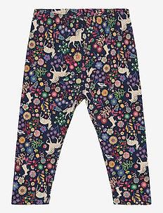 Baby Mix and Match Print Leggings - leggingsit - navy print