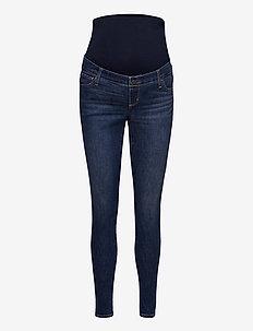 Maternity Full Panel Favorite Jeggings - slim jeans - dark indigo 9