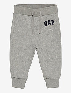 FRANCH FT LOGO PNT - joggingbroek - light heather grey