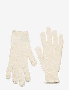 Smartphone Gloves - gants - ivory frost