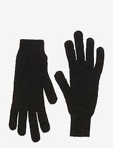Smartphone Gloves - gloves - true black