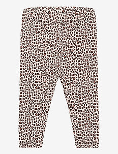 Toddler Mix and Match Leggings - leggings - leopard print
