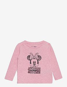 babyGap | Disney Minnie Mouse Mix Long Sleeve T-Shirt - lange mouwen - minnie mouse