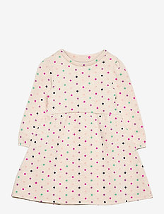 Toddler Cozy Polk-A-Dot Dress - kleider - dot print
