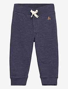 Baby Mix and Match Waffle Knit Pull-On Pants - jogginghosen - navy uniform