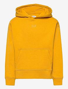 Kids Gap Hoodie - hoodies - rugby gold