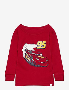 babyGap | Disney Pixar Cars PJ Set - bluzy - fr modern red