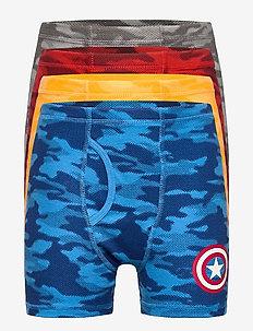GapKids | Marvel Boxer Briefs (4-Pack) - nederdelar - multi