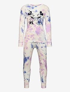 GapKids   Disney Mickey and Minnie Mouse PJ Set - sous-vêtements ensembles - new off white