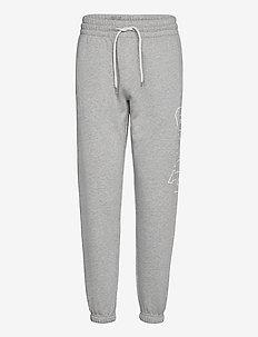 Gap Logo Heavyweight Easy Joggers - sweatpants - b10 grey heather
