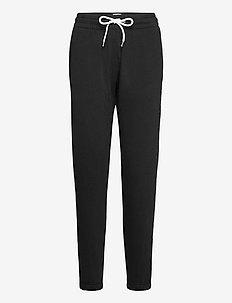 Gap Logo Heavyweight Easy Joggers - sweatpants - true black