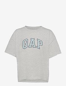 GAP EASY SS TEE - t-shirty - bc02