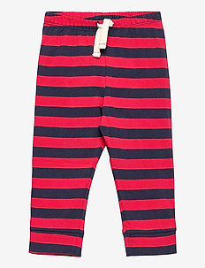 Baby Mix and Match Stripe Pull-On Pants - pantalons - modern red 2