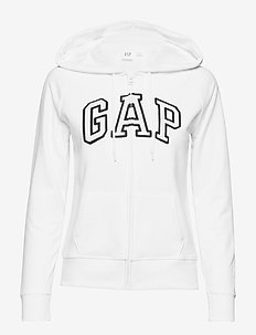 SH GAP CLSC FZ HD - WHITE