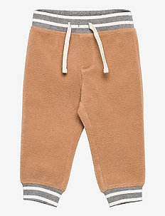 Baby Cozy Knit Pull-On Pants - sweatpants - holiday cocoa