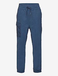 Kids Lined Hybrid Pull-On Pants with QuickDry - pantalons - night