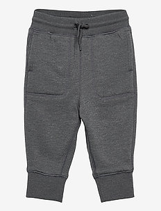 Toddler Sherpa Lined Pull-On Joggers - joggings - b65 dark heather grey