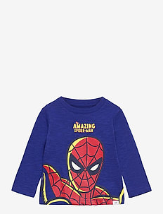 babyGap | Marvel Graphic T-Shirt - langärmelige - bodega bay