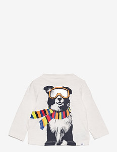 Toddler Graphic T-Shirt - langärmelige - new off white