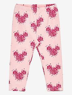 babyGap | Disney Mickey Mouse Heart Leggings - leggings - pink cameo