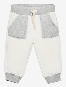 Baby Sherpa Pull-On Pants - pantalons - ivory frost