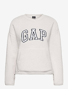 GAP SHERPA PO CR - sweatshirts - milk 600 global