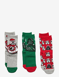 GapKids | StarWars™ Crew Socks (3-Pack) - strumpor - multi