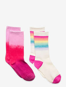 Kids Tube Socks (2-Pack) - chaussettes - multi