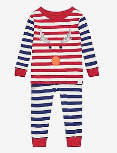 babyGap Reindeer PJ Set - sets - fr modern red