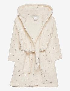 babyGap Unicorn Robe - bathrobes - ivory frost
