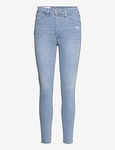 UNIVERSAL JEGGING HR LT DELANCEY - skinny jeans - light indigo 6