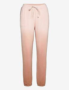 Adult Supersoft Joggers in TENCEL Modal™ - spodnie dresowe - pink dip dye
