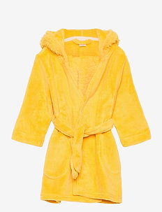 Baby Lion Robe - bathrobes - starlight gold 545