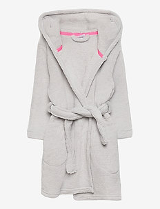 Baby Bunny Robe - bathrobes - grey crystal