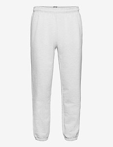 French Terry Joggers - joggings - white heather v2