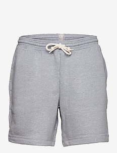 French Terry Shorts - short décontracté - med heather grey