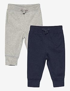 Toddler 100% Organic Cotton Mix and Match Pull-On Pants (2- - jogginghosen - multi