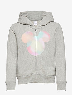 GapKids | Disney Mickey Mouse Gap Logo Hoodie - kapuzenpullover - light heather grey b08