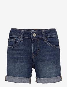 MIDI - BASIC DK - jeans - dark wash