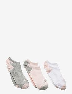 Kids No-Show Socks (3-Pack) - skarpetki - multi