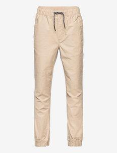 WW EVERYDAY JOGGER - trousers - khaki1