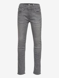 SKNY - GREY ELIZA - jeans - grey wash