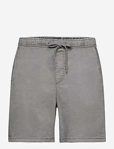 """7"""" Easy Shorts With E-Waist - short décontracté - soft black"""