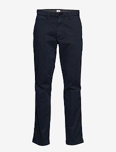 Vintage Khakis in Slim Fit with GapFlex - TAPESTRY NAVY